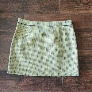 Banana Republic Tweed Skirt